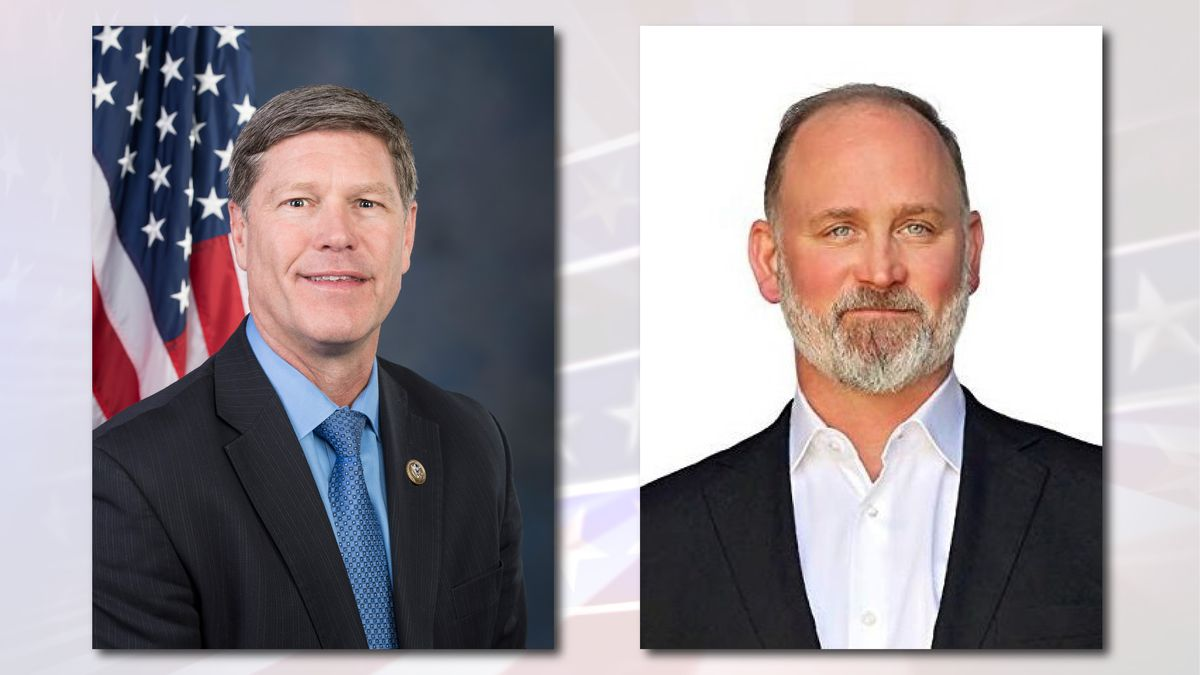 Rep. Ron Kind (D) and GOP candidate Derrick Van Orden will face off in Wisconsin's 3rd...