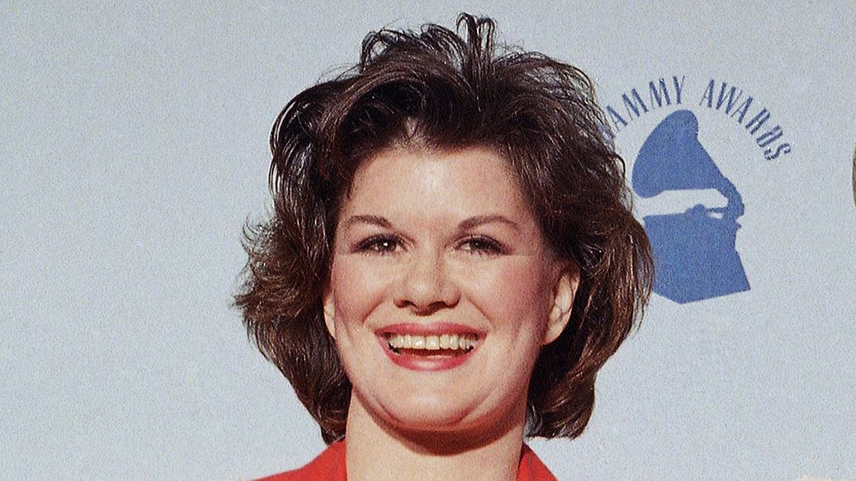 K.T. Oslin appears at the  31st Annual Grammy Awards in Los Angeles on Feb. 23, 1989. Oslin,...
