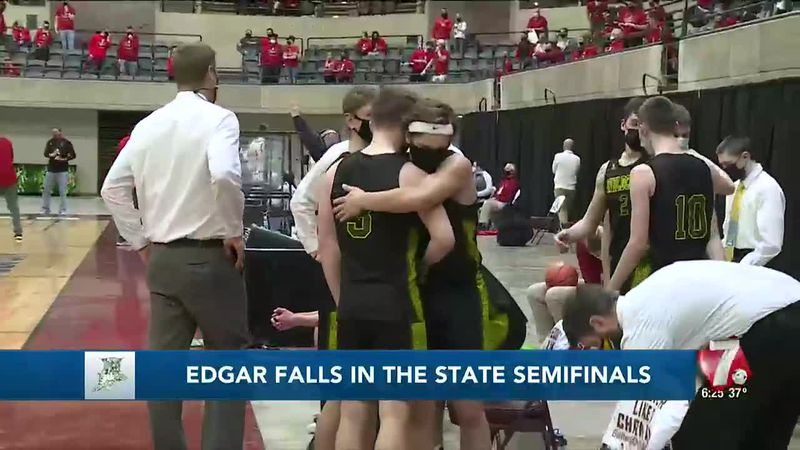 Edgar falls short in State Semifinals