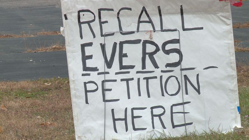 A statewide petition is circulating with the hopes of forcing a recall election to remove Gov....