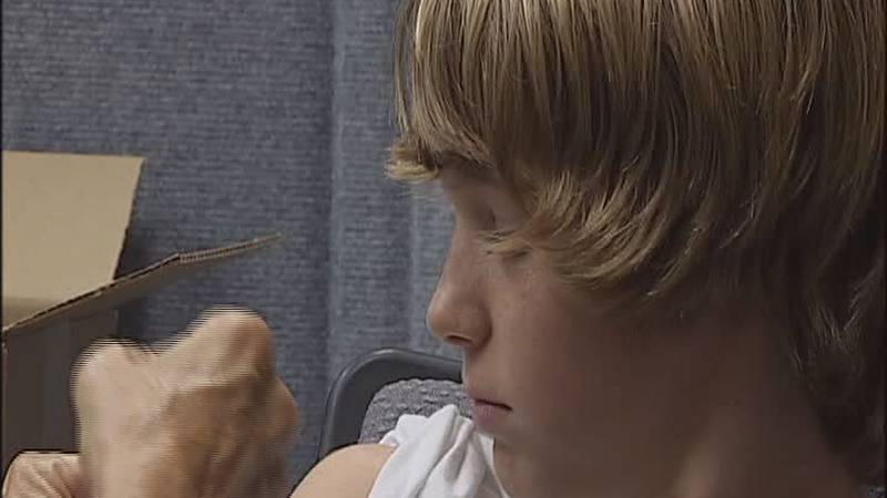 North Carolina is requiring meningitis shot for all kids going into seventh grade. (Source: WECT)