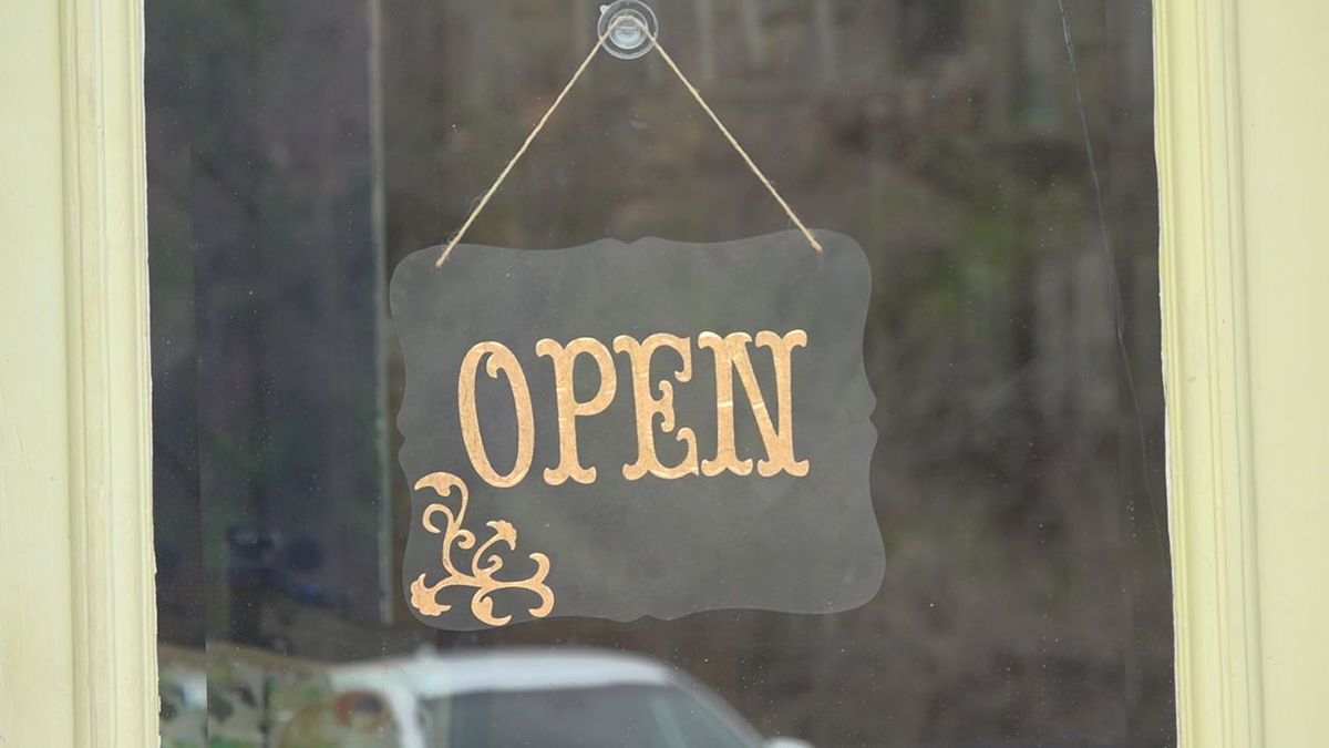Business owners are thrilled to have their doors open again. <br />(KOTA)
