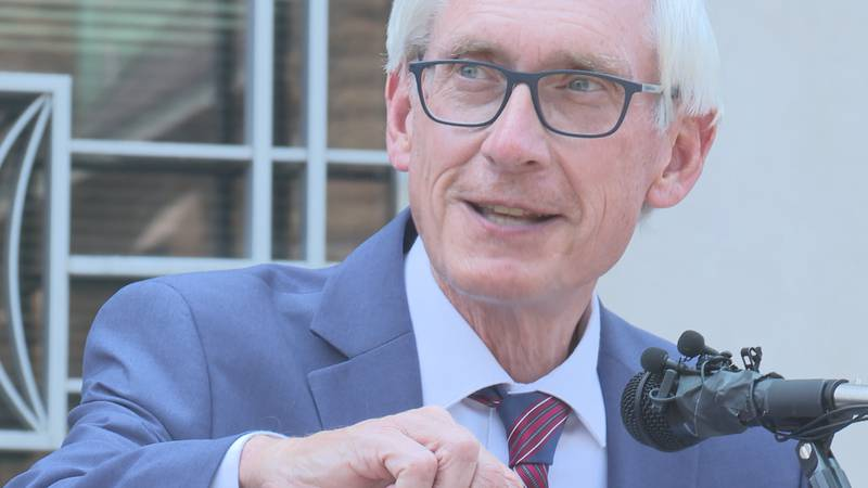 Governor Evers introduced a prescription drug plan that aims to lower costs at Wausau City Hall...