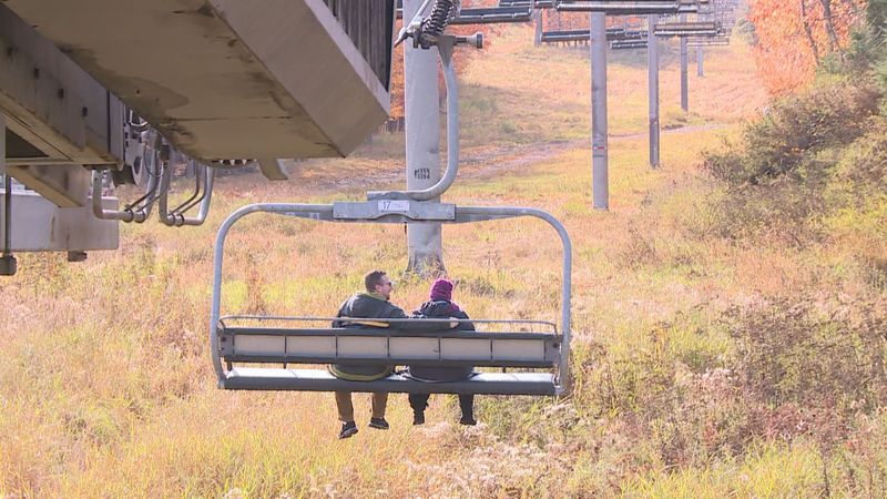 Granite Peak might be synonymous with winter, but they say they've had more than double the...