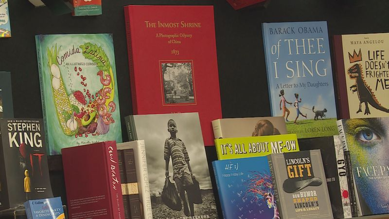 Worzalla in Stevens Point is finding that books are flying off the shelves during the COVID-19...