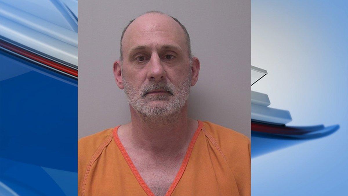Aaron Nielsen booking photo. Courtesy: Marathon County Jail. June 3, 2020.