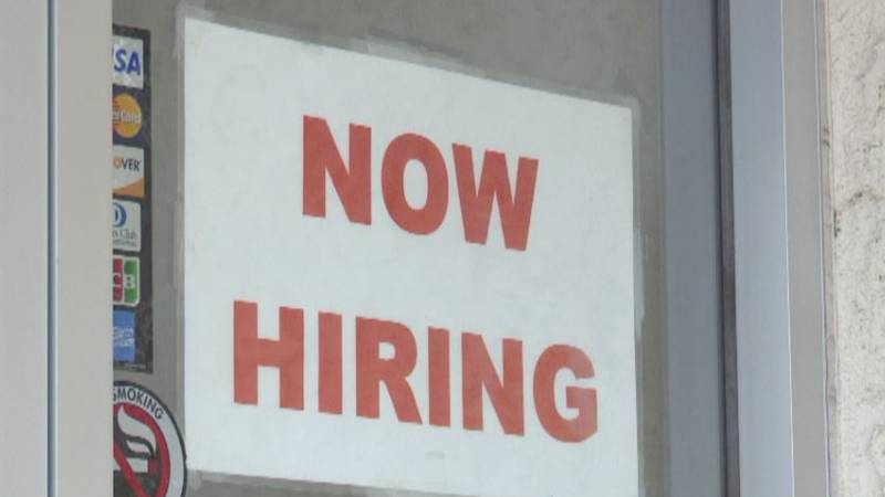 Wisconsin's unemployment rate remained at 3.9% in August, marking the fifth month in the row...