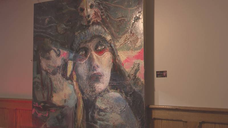 The Moving Experience uses art to help people heal from 2020