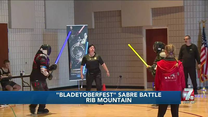 """Bladetoberfest"" Sabre Battle"