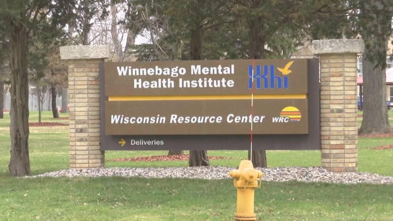 Winnebago Mental Health Institute in Winnebago County.
