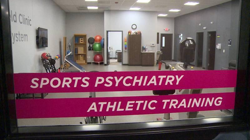 Marshfield Clinic Sports Performance center in Altoona
