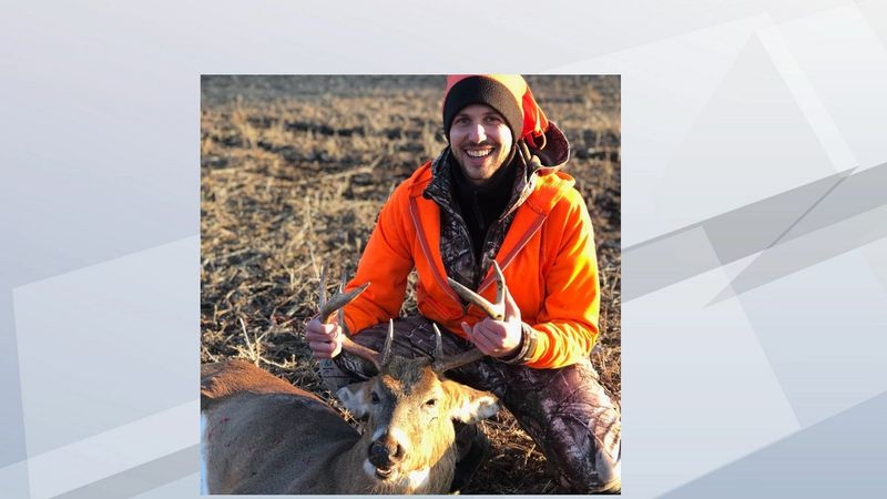 Father Jordan Neeck has received harassment after hunting on the St. Norbert Abbey grounds in...