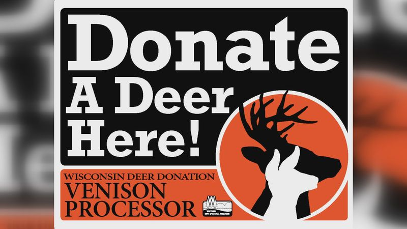 When you're done hunting and you're looking to donate deer to a good cause, check out the DNR's...