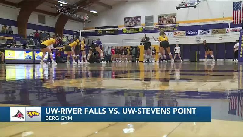UW River Falls Vs. UW Stevens Point 9/22/2021
