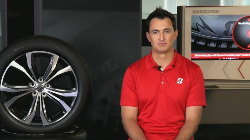 Graham Rahal shares tips about tire safety ahead of the holiday weekend.