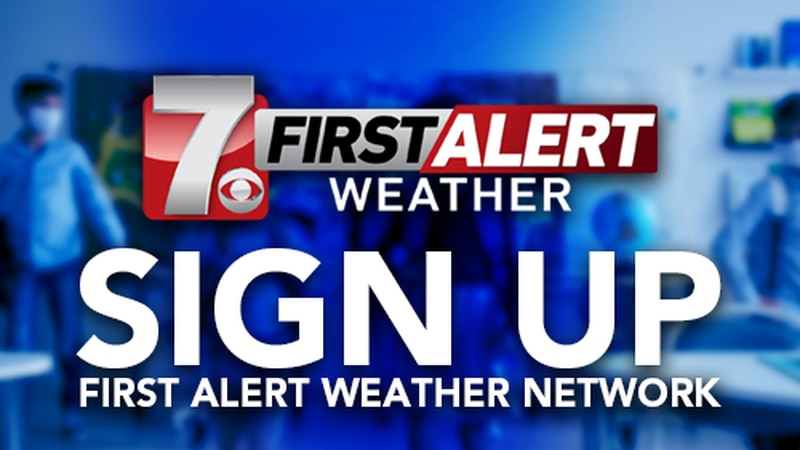 Get the latest severe weather updates from the First Alert Weather Team