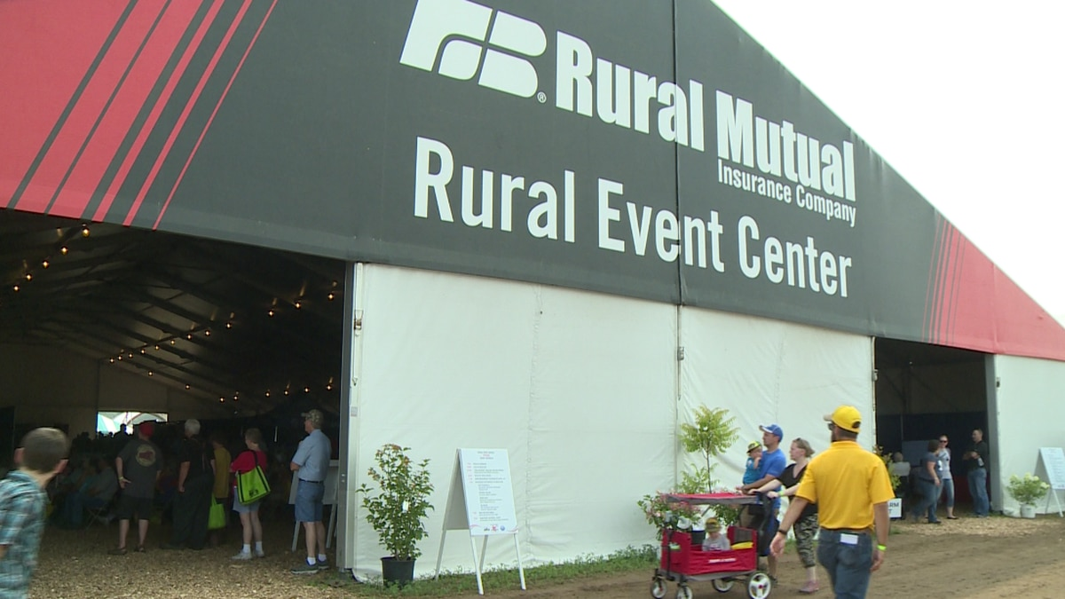 Wisconsin Farm Tech Days are happening right now in Eau Claire.