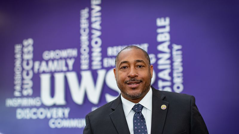 Fist black chancellor appointed to UW-Stevens Point