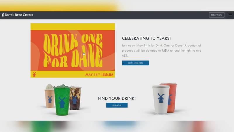 Drink One for Dane raises money for the MDA