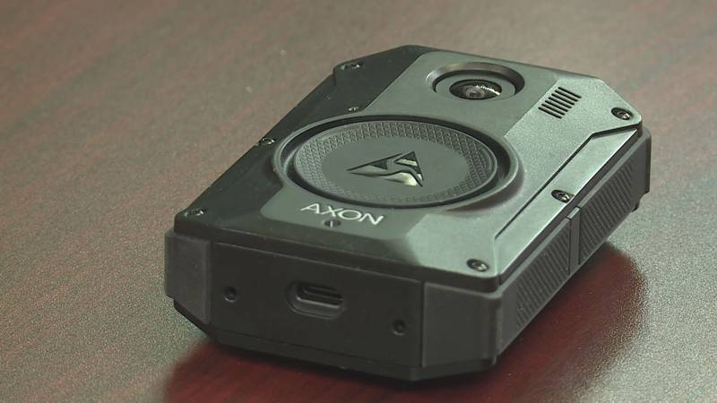 The Portage County Sheriff's Department is applying for a grant to buy body cameras for their...