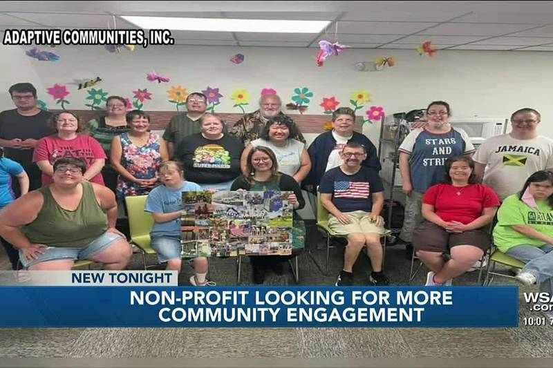 Non-Profit Looking for More Community Engagement 7/22/2021
