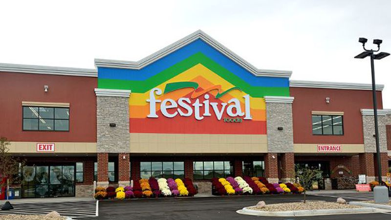 Customers will be required to wear masks while in Festival Foods starting Monday, July 20, the...