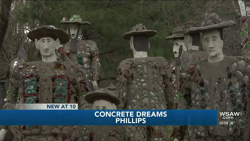 Concrete Dreams 4/19/2021