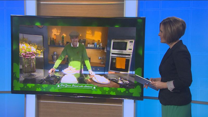 Irish celebrity chef Kevin Dundon talks to Holly Chilsen about traditional Irish dishes