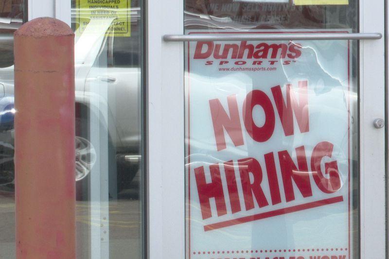 jobs added in Wisconsin in January