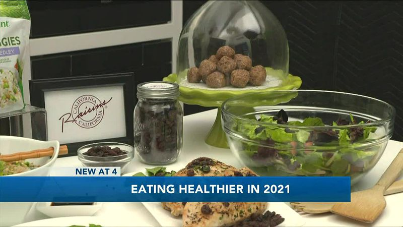 Swapping in healthier foods into your diet