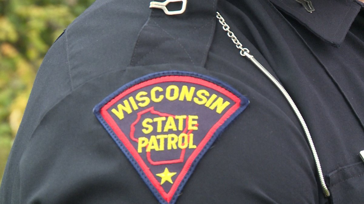 Wisconsin State Trooper Jeremiah Schummer said it's important drivers slow down and stay alert...