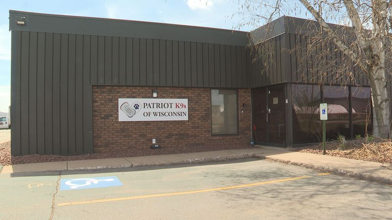 Patriot K9s of Wisconsin is one of three nonprofits in the running for a $100,000 grant award.