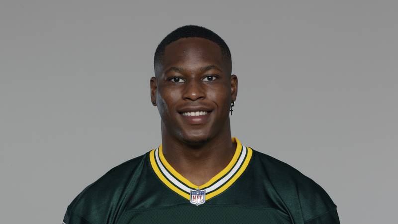 This is a 2020 photo of Kamal Martin of the Green Bay Packers NFL football team. This image...