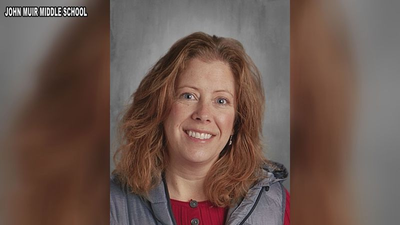 John Muir teacher named 1 of 5 Wisconsin Teachers of the Year
