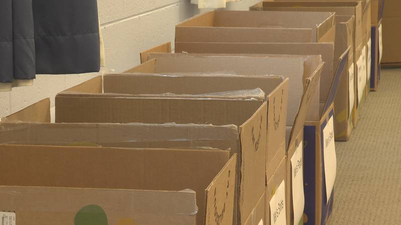 Wausau church collects donations for Afghan refugees at Fort McCoy.
