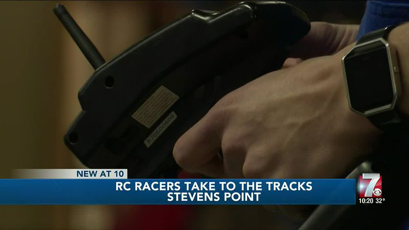 RC Racers take to the tracks