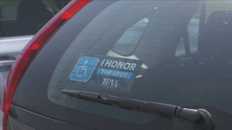 PVA's campaign to end handicapped parking abuse