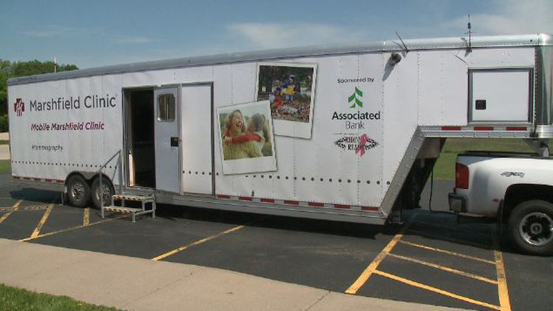 Mobile Health Screening Units in Wittenberg