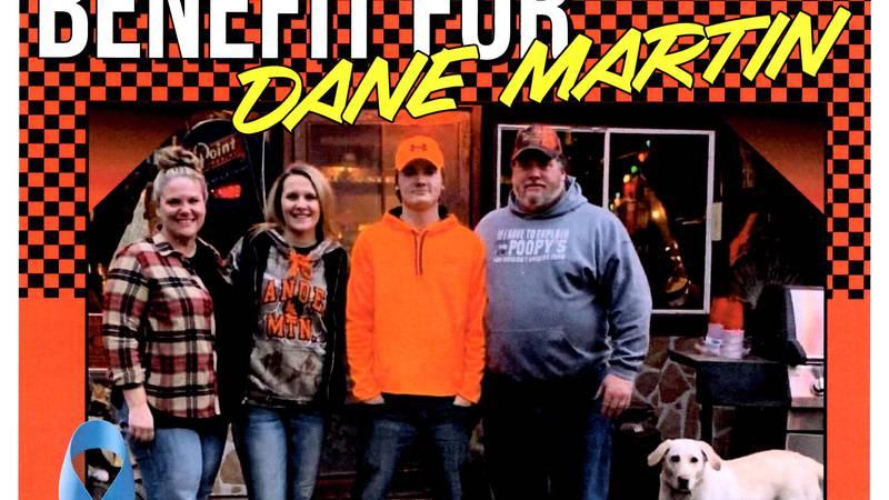 Dane Martin brings community together for colon cancer awareness