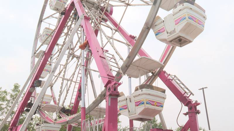 Wisconsin Valley Fair started today. Stop by Marathon County Park to support local community...