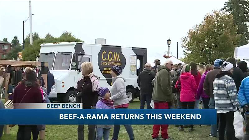 Beef-a-Rama full of family friendly fun this weekend in Minocqua
