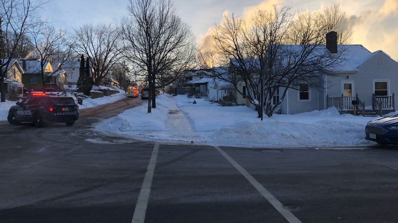 The Wausau Fire Department is investigating a fire on Kickbush St. in Wausau.