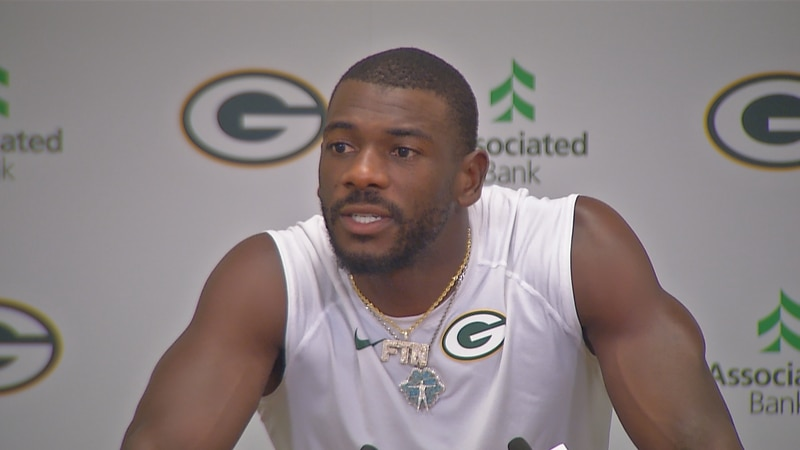 Green Bay Packers wide receiver Devin Funchess has apologized for using a racial slur against...