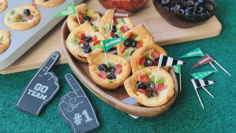 Appetizers made delicious with Pearls olives