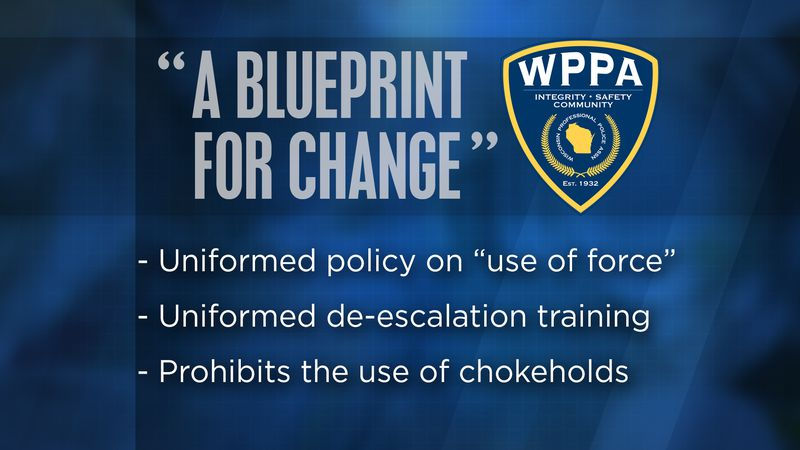 The police organization wants to have an open discourse with lawmakers and others to improve...