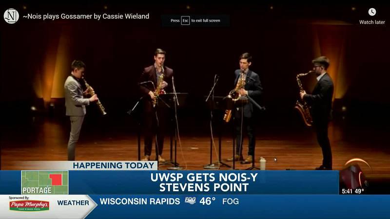 UWSP Gets Nois-y