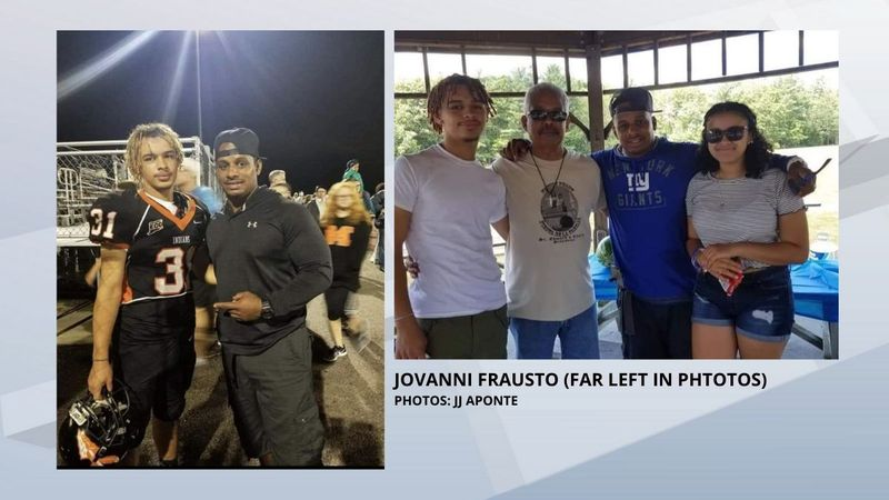 """Jovanni Frausto was shot and killed at the Fox River Mall. His family remembers him as """"a good..."""