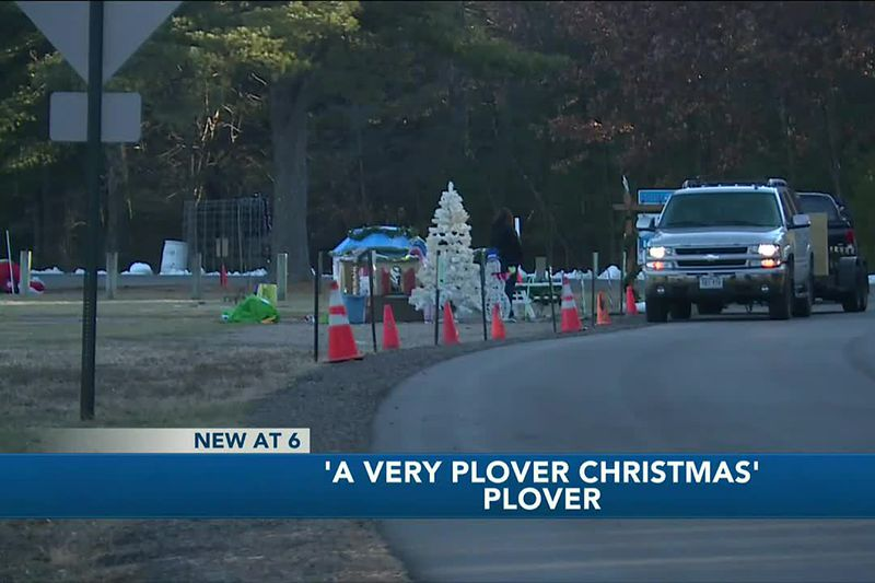 Village of Plover prepares for first ever drive through Christmas light display