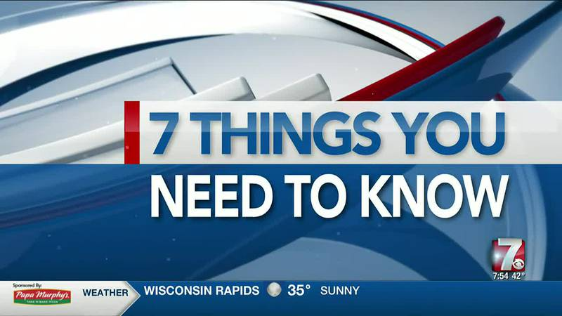 7 Things You Need To Know (10-17-2021)