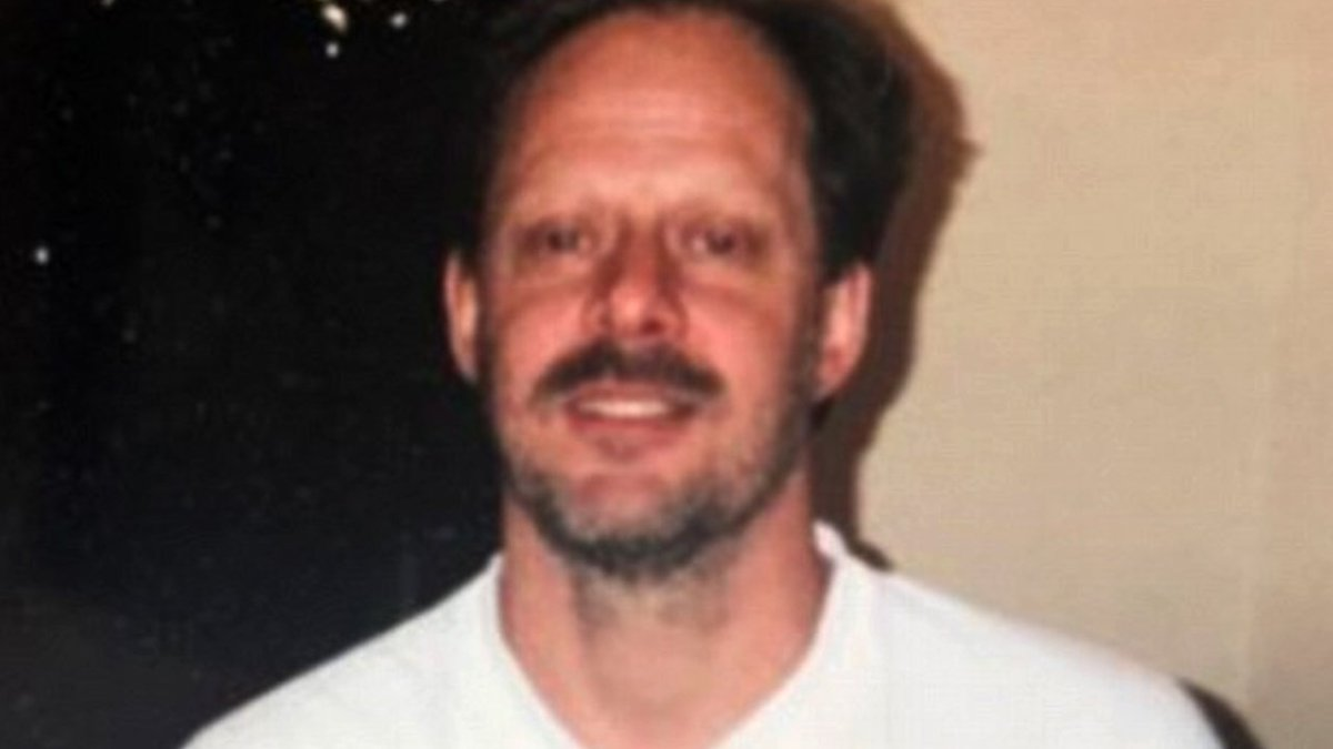 Stephen Paddock identified as the suspected shooter of the Las Vegas mass shooting, Photo:...